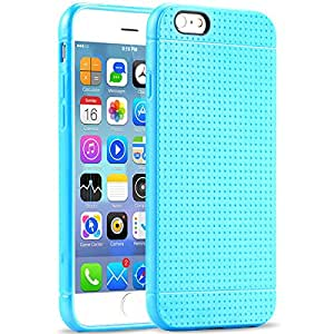 ModernGut 10pcs/lot 2014 Latest Silicone Gel Case For Iphone 6 4.7'' Cover Dot Decorated Soft Back Slim Phone Bag Precise Hole RCD04260