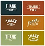 Best Man Thank You Cards - 48 Assorted Pack Thank You Note Cards Review