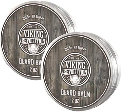 Viking Revolution Beard Balm Strengthens