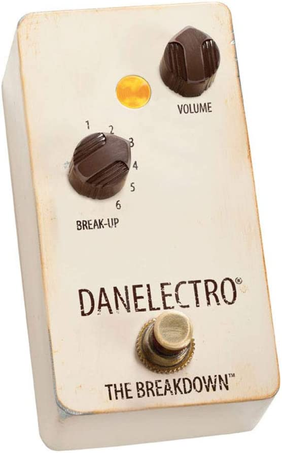 Danelectro Electric Guitar Effects Pedal (BR-1)