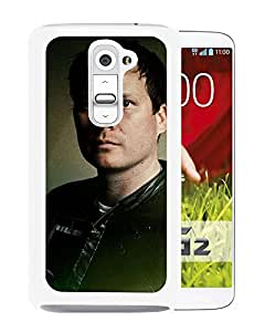 Beautiful Designed Cover Case With Angels Airwaves Haircuts Jackets Badges Faces (2) For LG G2 Phone Case