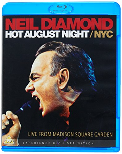 Diamond Songs Neil (Neil Diamond: Hot August Night / NYC [Blu-ray])