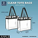 Stadium Approved Clear Tote Bags