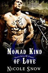 Nomad Kind of Love: Prairie Devils MC Romance (Outlaw Love) (English Edition)