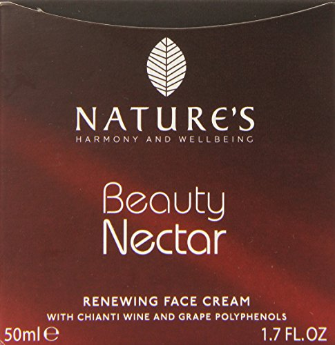 Nature's Beauty Nectar Renewal Face Cream, 1.7 Ounce