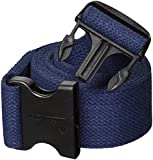 Sammons Preston Quick-Release Gait Belt, Mobility & Walking Aid for Hospital & Home Use, Functional Recovery & Stability Training Device for Elderly, Handicapped, and Disabled, 72'' Long Transfer Belt