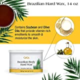 GiGi Brazilian Hair Removal Waxing Kit