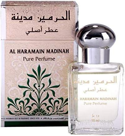 Al Haramain Madinah Oriental Perfume Oil [15 ml]