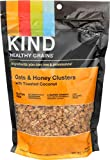 KIND Oats & Honey Clusters With Toasted Coconut, 11