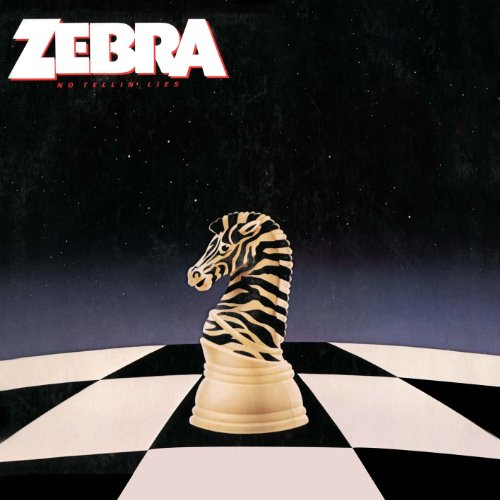 CD : Zebra - No Tellin Lies (Remastered)
