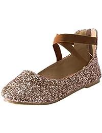 Comfortable Flat Shoes Women Round Toe Shallow Mouth Flat Heel Zipper Single Shoes Beach Shoes