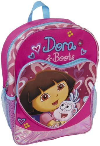 - FAB Starpoint Backpack - Dora Hearts Boots