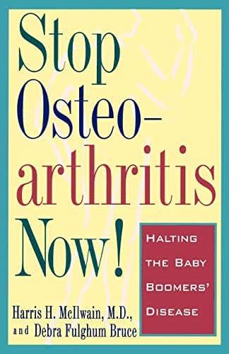 Stop Osteoarthritis Now: Halting the Baby Boomers' Disease