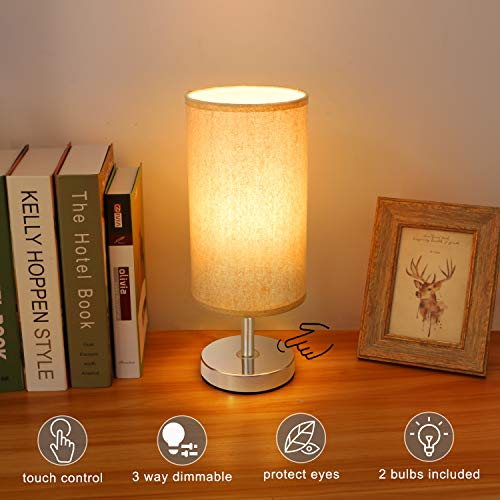 Touch Accent Lamp - 7