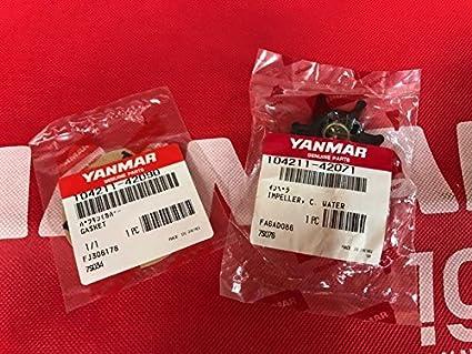 119305-35151 104500-55710 104211-42070 Service kit for Yanmar 2GM 3GM RO