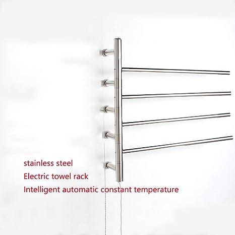 Dayangiii Calentador eléctrico de la Toalla, Calentadores de la Toalla, radiador más Caliente manual