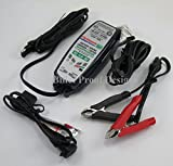 Tecmate Optimate Lithium 4s 0.8A, TM-471, 8-Step 12.8/13.2V 0.8A Battery Saving Charger-Tester-maintainer