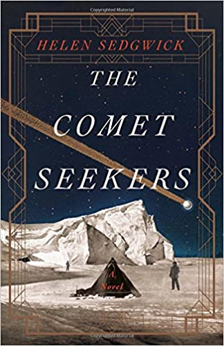 Image result for the comet seekers