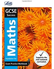 GCSE 9-1 Maths Foundation Exam Practice Workbook, with Practice Test Paper