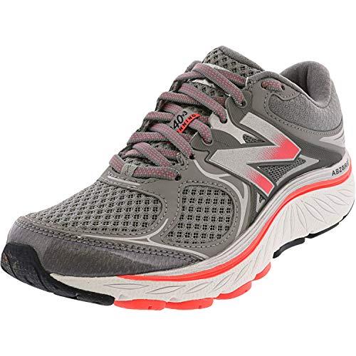 New Balance Women's w940v3 Running Shoe, Silver, 6 B US