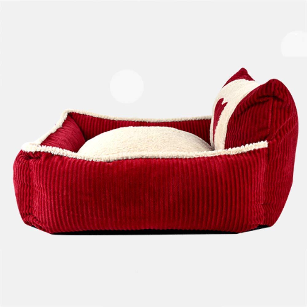 M PLDDY Kennel, Pet, Dog Mat, Cat Litter, Dog Supplies (Size   M)