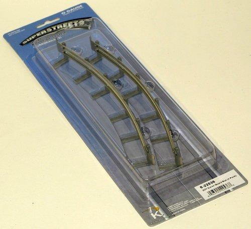 Lionel O Super Streets D21 Curve Guard Rail (2)