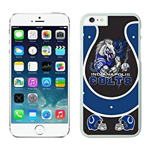 NFL Indianapolis Colts iPhone 6 Cases 24 White 4.7 Inches NFLIphone6Cases12976