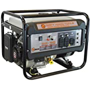 DHT 6500W Gas Powered Generator