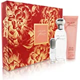 Pleasures by Estee Lauder for Women Pleasures To Go 3 Piece Set Includes: 1.7 oz Eau de Parfum Spray + 3.4 oz Body Lotion + 0.14 oz Eau de Parfum Travel Spray