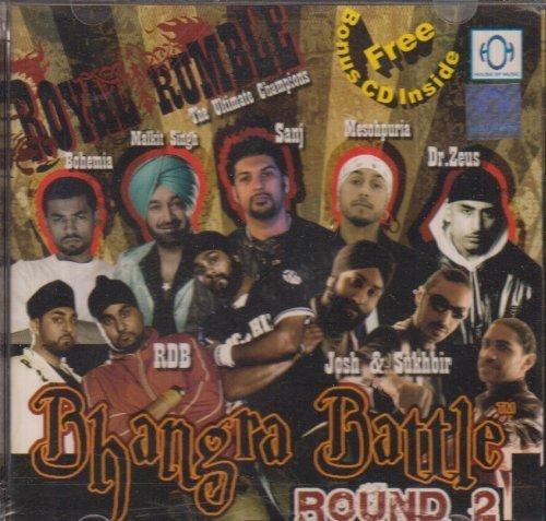 Bhangra Battle: Round 2 by Dr. Zeus, Bohemia, Malkit Singh, Sanj, Mesophuria, RDB (0100-01-01)