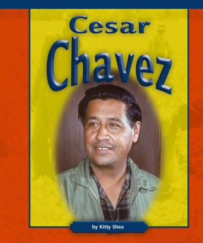 Download Cesar Chavez (Compass Point Early Biographies) pdf epub