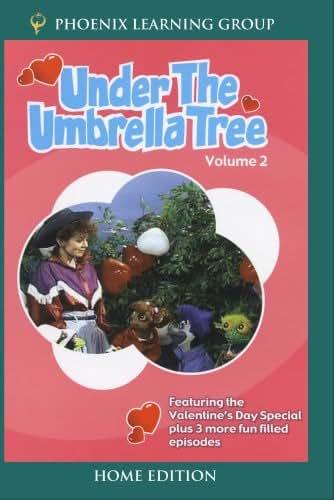 Under the Umbrella Tree: Volume 2