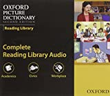img - for Oxford Picture Dictionary Reading Library Audio CDs (3) (Oxford Picture Dictionary 2E) book / textbook / text book