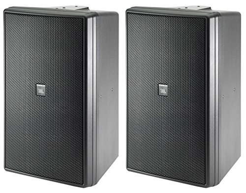 (JBL Control 30 Speaker 3 Way Indoor Outdoor Monitor 10 Inch Woofer 150 Watt Control Series- PRICED AND SOLD AS A PAIR)