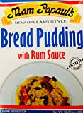 Mam Papauls Sauce Bread Puddng W Rum