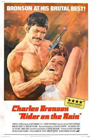 Rider On The Rain Charles Bronson Movie Poster 24x36