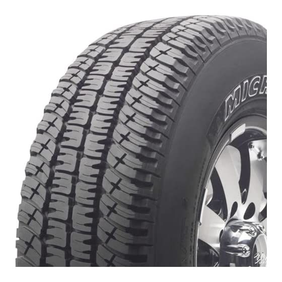 Michelin LTX A/T2 All-Terrain Radial Tire-LT265/70R18/E 124/121R 124R E-ply