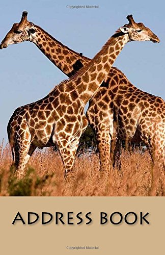 ADDRESSBOOK - Giraffe ebook