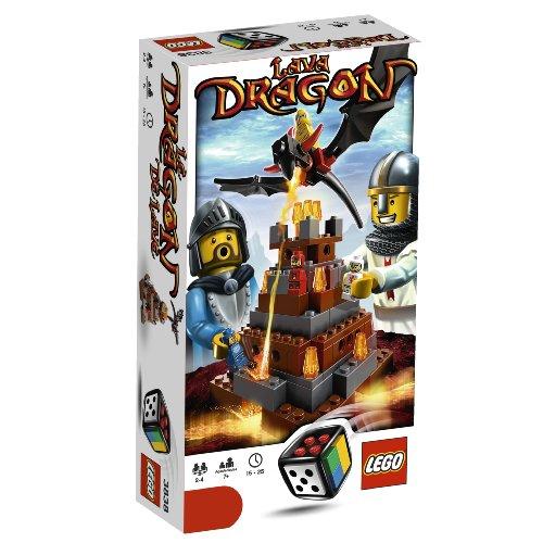 LEGO Lava Dragon Game (3838) (Lego Games Creationary)