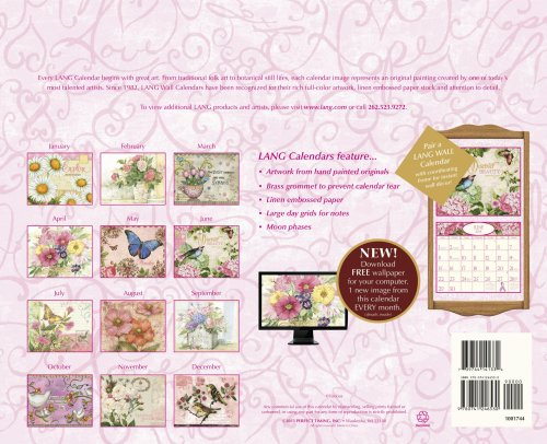 Lang Perfect Timing - Lang 2014 Celebrate Today Wall Calendar, January 2014 - December 2014, 13.375 x 24 Inches (1001744)