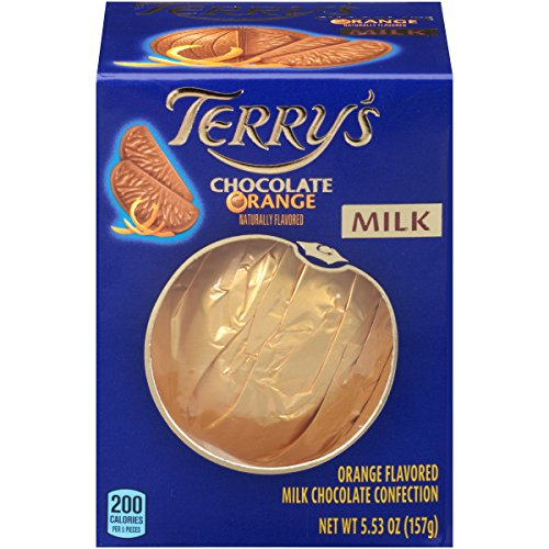 Terry's Milk Chocolate Orange Balls (Pack of 12) by Terry's (Image #2)
