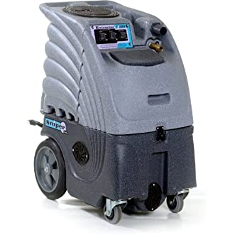 Sandia 86-3100-H Dual 3 Stage Vacuum Motor Sniper Commercial Extractor with In-Line Heater, 6 Gallon Capacity, 100 psi Pump
