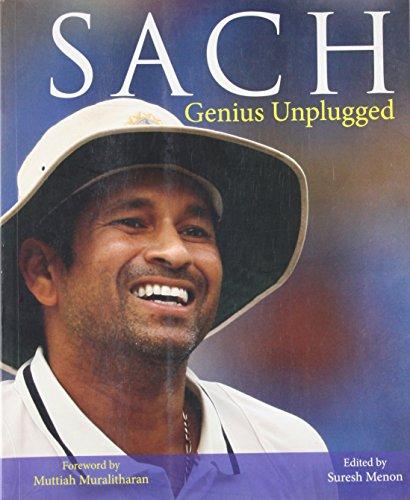 Sachin Genius Unplugged by Motilal UK Books of India
