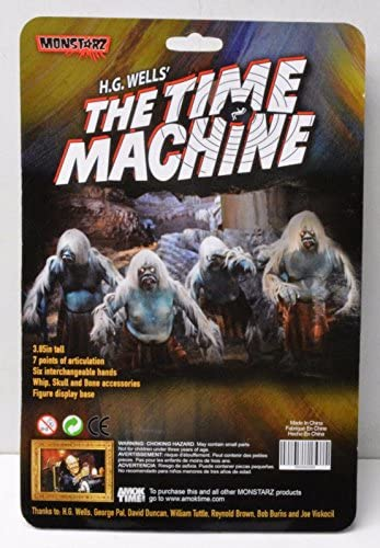 """Monstarz The Morlock Midnight Attack 3.75/"""" Scale Retro Action Figure"""