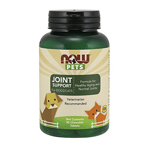 - NOW Pet Health, Joint Support, 90 Chewables Tablets