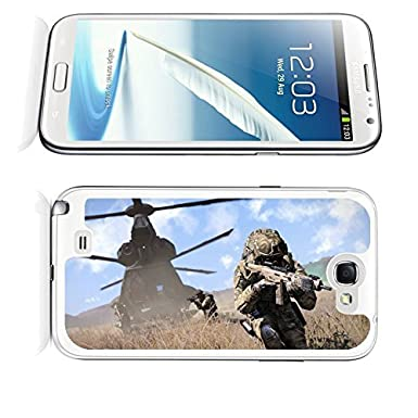 Chenxstore Galaxy Note 2 case Arma 5GT4K 3 Helicopters Dlc