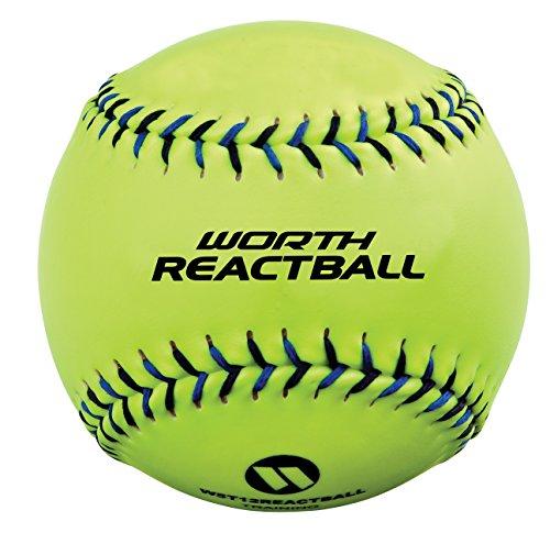 - Worth 5-Tool 12-Inch Softball React Ball