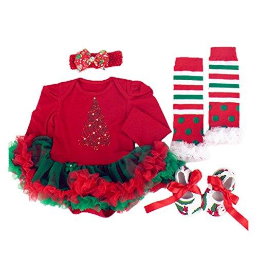DQdq  (Toddler Christmas Tree Costumes)
