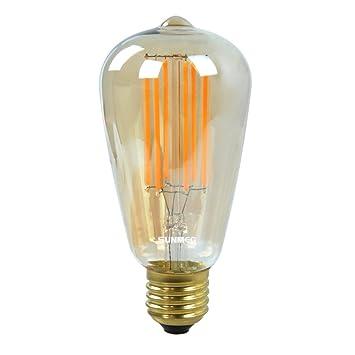 ampoule led jaune chaud