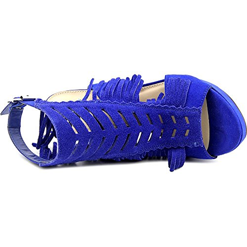 Material Girl Sara Damen US 10 Gold Sandale